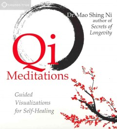 Qi meditations guided visualizations for self-healing cover image