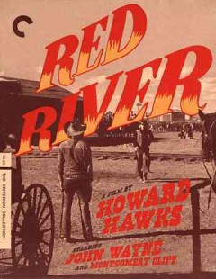 Red River [Blu-ray + DVD combo] cover image