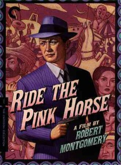 Ride the pink horse cover image