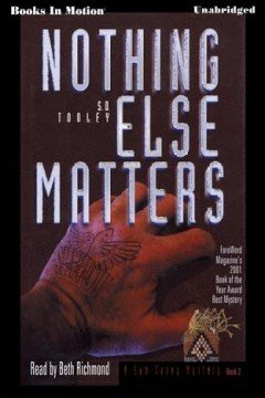 Nothing else matters cover image