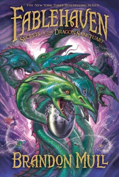 Secrets of the dragon sanctuary cover image