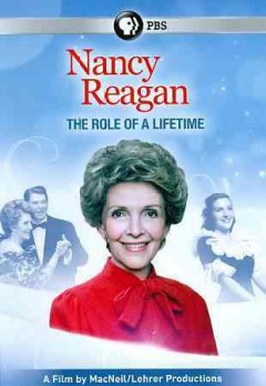 Nancy Reagan the role of a lifetime cover image