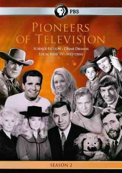 Pioneers of television. Season 2 cover image