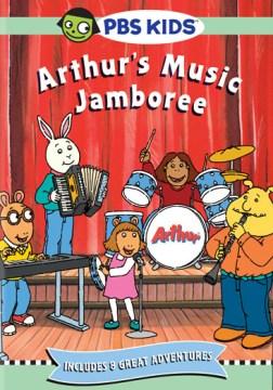 Arthur. Arthur's music jamboree cover image