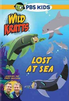 Wild Kratts. Lost at sea cover image