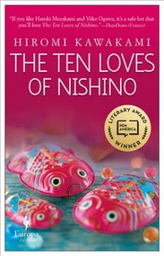 The ten loves of Nishino cover image