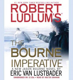 Robert Ludlum's the Bourne imperative a new Jason Bourne novel cover image