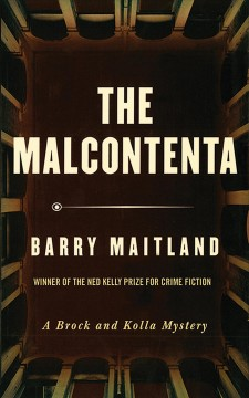The Malcontenta : a Brock and Kolla Mystery cover image