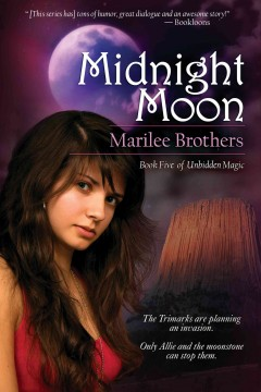 Midnight moon cover image
