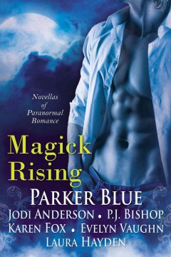 Magick rising cover image