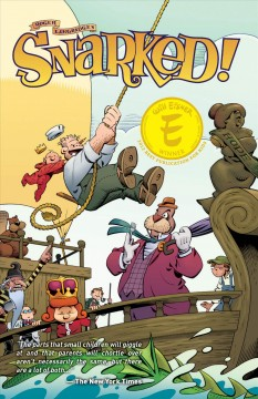 Roger Langridge's Snarked!. Volume 3, issue 9-12, Cabbages and kings cover image