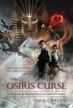 The Osiris curse A Tweed & Nightingale Adventure cover image