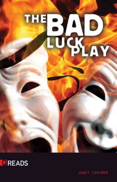 The bad luck play cover image