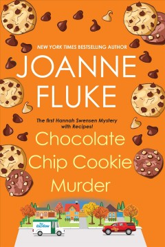 Chocolate chip cookie murder cover image