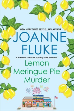 Lemon meringue pie murder cover image
