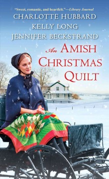 An Amish Christmas quilt cover image