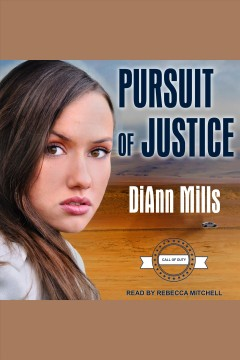 Pursuit of justice cover image