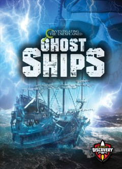 Ghost ships cover image