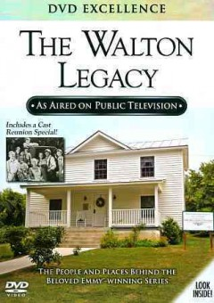 The Walton legacy the people and places behind the beloved Emmy-winning series cover image