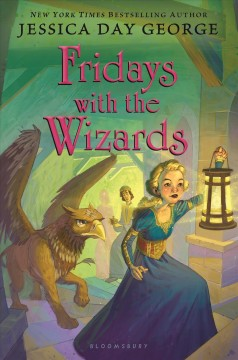 Fridays with the wizards cover image