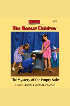 The mystery of the empty safe cover image