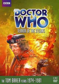 Doctor Who. Story 80, Terror of the Zygons cover image