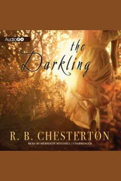 The darkling cover image