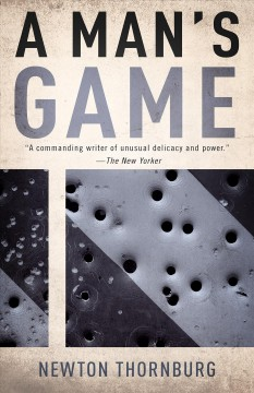 Man's Game cover image