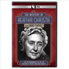The mystery of Agatha Christie cover image