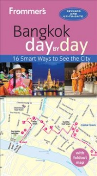 Frommer's Bangkok day by day cover image