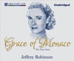 Grace of Monaco the true story cover image