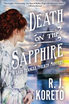 Death on the Sapphire cover image