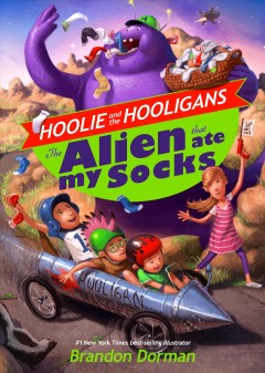 The alien that ate my socks cover image
