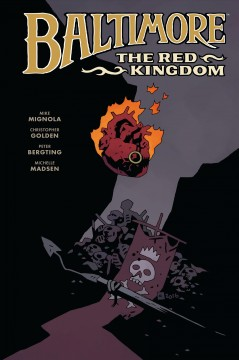 Baltimore. Volume 8, issue 1-5, The Red Kingdom cover image