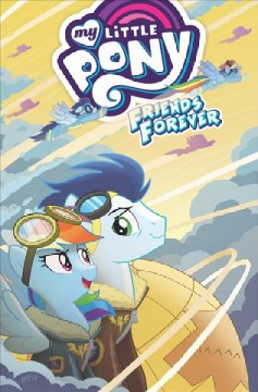 My Little Pony : friends forever. Volume 9 cover image