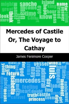 Mercedes of Castile: or, The voyage to Cathay cover image