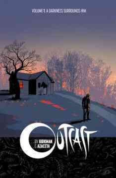 Outcast. Volume 1, A Darkness Surrounds Him cover image