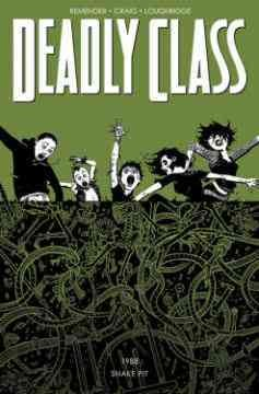 Deadly class. 3, 1988, The snake pit cover image