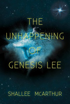The unhappening of Genesis Lee cover image