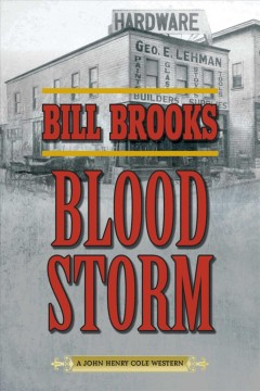 Blood Storm : A John Henry Cole Western cover image