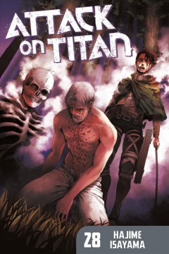 Attack on Titan. 28 cover image