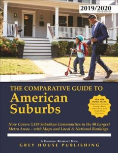 The comparative guide to American suburbs cover image