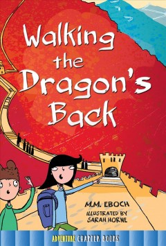 Walking the dragon's back cover image