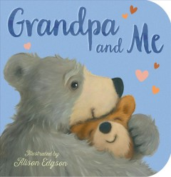 Grandpa and me cover image