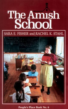 The Amish school cover image