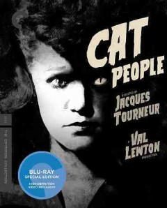 Cat people cover image