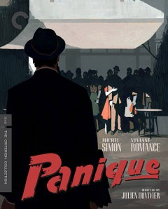 Panique cover image