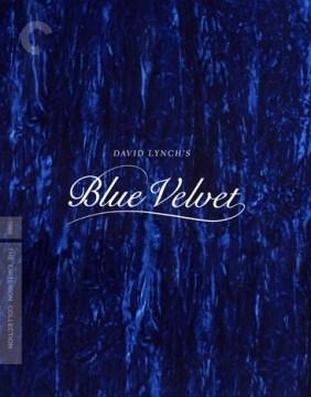 Blue velvet cover image