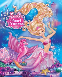 Barbie : the pearl princess cover image