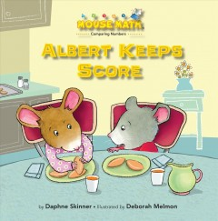 Albert keeps score cover image